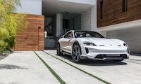 E-Kombi: Porsche lässt Taycan Cross Turismo vorerst in der Schublade