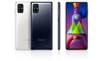 7.000 Milliamperestunden: Samsungs Galaxy M51 ist ein Akkumonster für 360 Euro