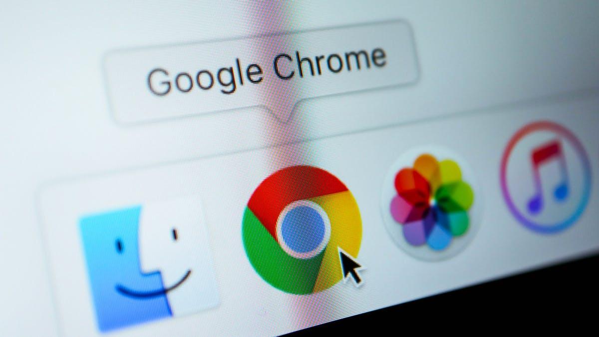 Google Chrome Neuer Tab