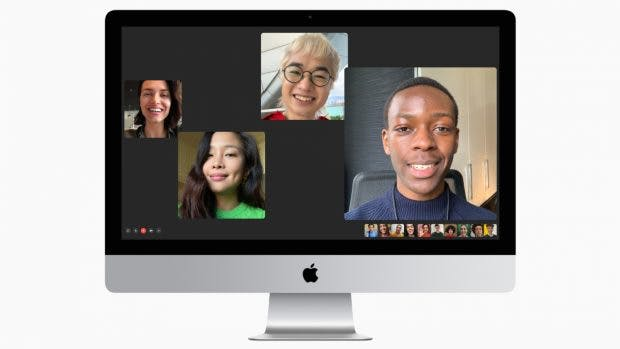 Der iMac kommt endlich mit einer 1080p-Webcam