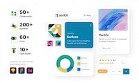 Webdesign: Revkit ist ein kostenloses UI-Kit für den schnellen Entwurf