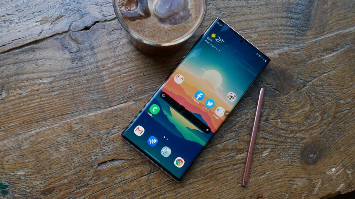 Samsung macht Schluss: Das Galaxy Note 20 war das letzte Phablet der Serie