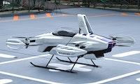 Toyota-Beteiligung Skydrive zeigt bemanntes Flugauto in Aktion