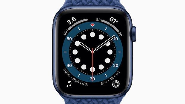 Apple Watch Series 6. (Bild: Apple)