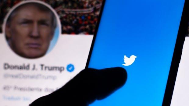 """Kein """"World Leader"""" mehr: Für Trump gelten bei Twitter bald neue Regeln"""