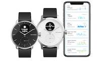 Withings Scanwatch im Test: Schicke Smartwatch für Gesundheitsfanatiker