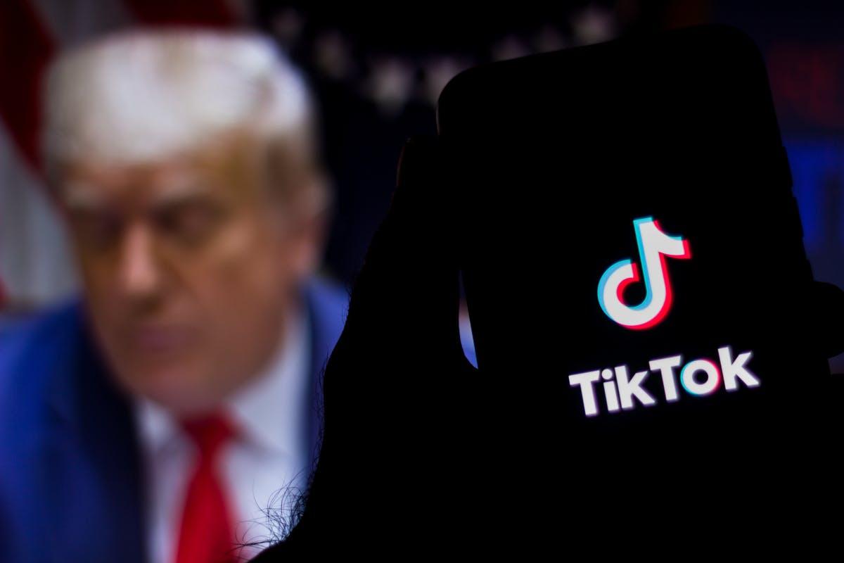 """Trump billigt Tiktok-Deal: """"Es wird eine ganz neue Firma sein"""""""