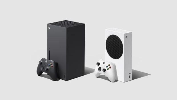 Xbox Series X und S von Microsoft