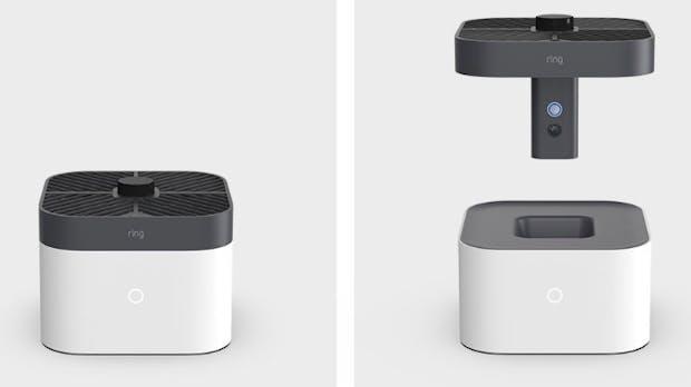 Ring Always Home Cam: Amazon zeigt Mini-Kameradrohne für zu Hause