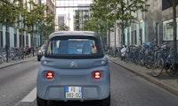 Winzling mit Charakter: Probefahrt mit dem 7.000-Euro-Auto Citroen Ami