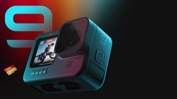 Gopro Hero 9 Black: Das neue Modell der Action-Kamera bietet mehr von allem