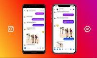 Ein Chat für zwei Apps: Facebook verbindet Instagram mit dem Messenger