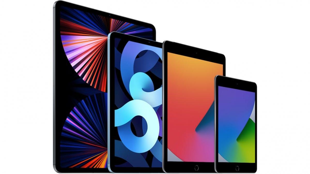 Apple iPad Pro (2021), Air 4 bis Mini im Vergleich: Das sind die Unterschiede – welches soll ich kaufen?