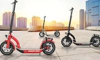 Keiner Markt für Moover: E-Scooter-Hersteller Metz insolvent