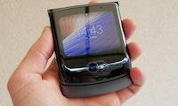 Motorola Razr 5G im Hands-on: Neuauflage des Klapphandys kommt mit besserer Kamera und mehr Akku