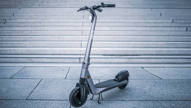 Okai Electric Scooter ES500.  (Bild: Okai)