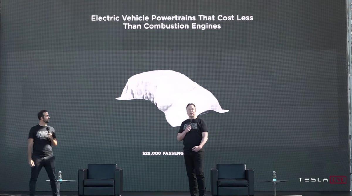 Wie Tesla den Rest der Autoindustrie endgültig hinter sich lassen will
