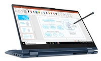 Thinkbook 14s Yoga i: Das ist das Stylus-Convertible mit Intel Inside