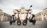 Kuriose Mischung aus E-Bike und E-Scooter: Neuer Verleiher Wheels startet in Berlin