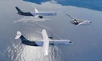 Zero-E-Konzept: Airbus zeigt emissionsfreie Flugzeuge mit Wasserstoffantrieb