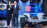 Foxconn will künftig Bauteile für E-Autos produzieren