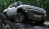 Vollelektrischer Hummer: GMC präsentiert Super-Truck mit 1.000 PS