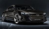 Audi E-Tron GT:  Elektrisches Coupés geht in Produktion