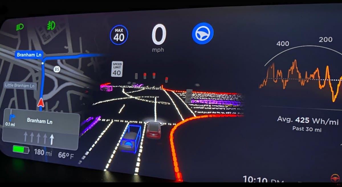 Tesla zeigt Supercomputer für autonomes Fahren ohne Radar und Lidar