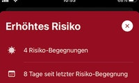 Chaos: Was ich in Berlin erlebte, als meine Corona-Warn-App rot wurde