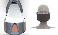 Heißes Kupfernetz: Diese MIT-Maske soll Coronaviren deaktivieren