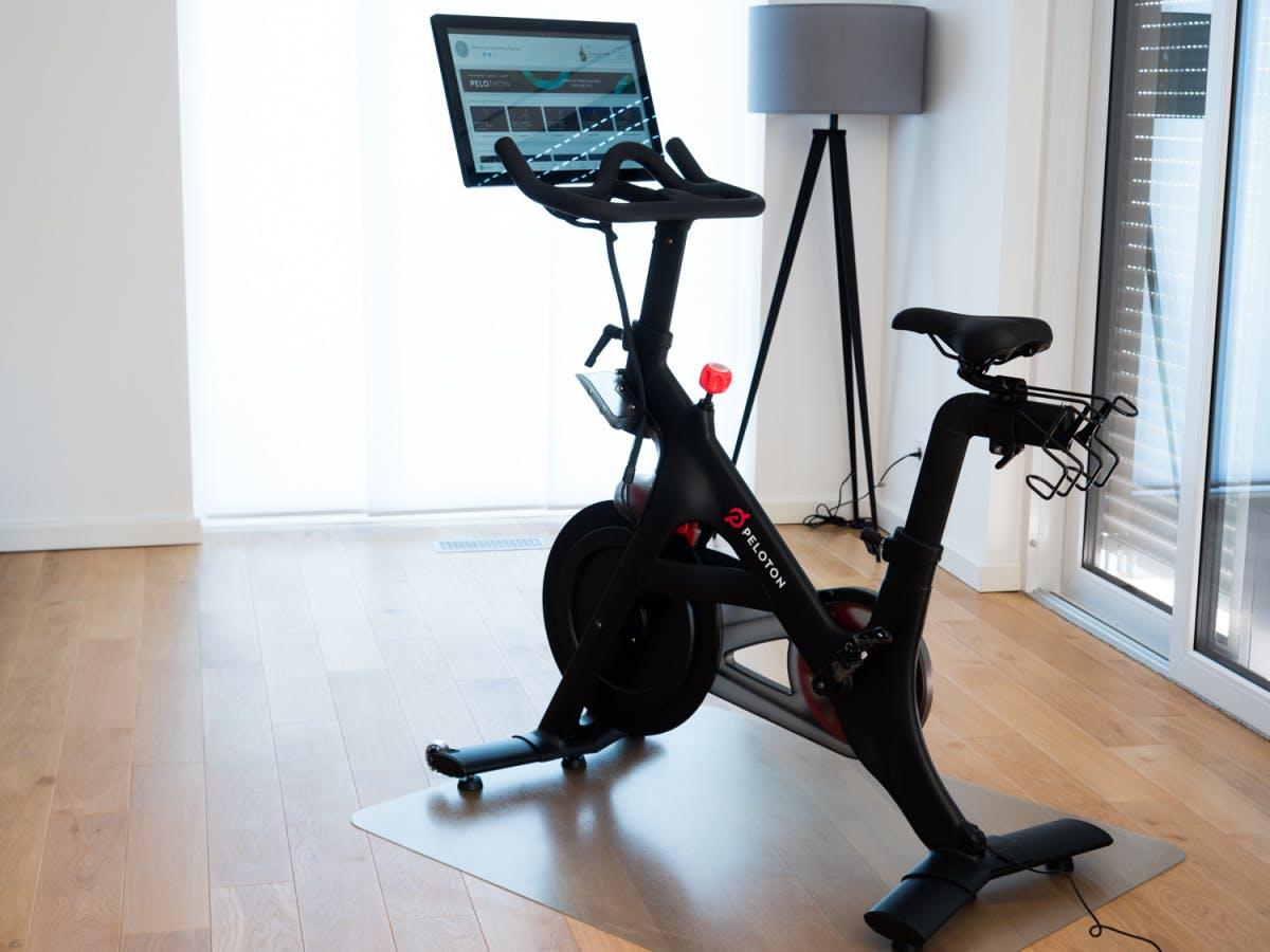 Peloton Fitnessbike