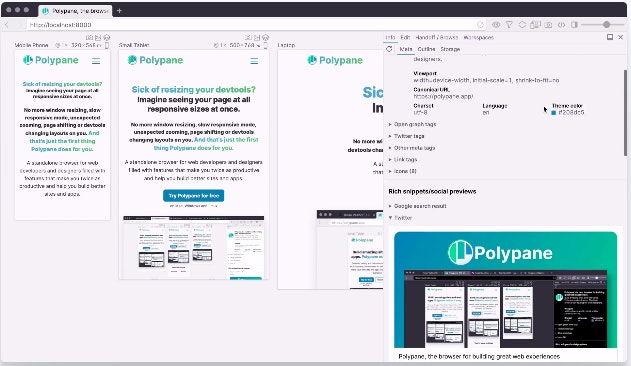 responsive browser