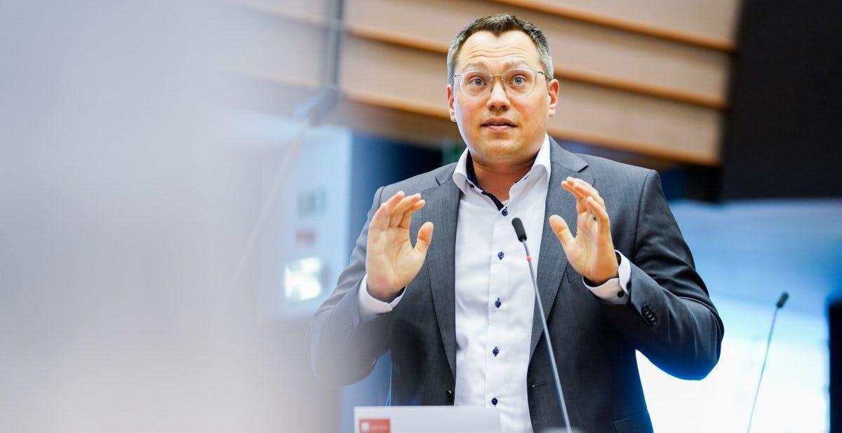 Tiemo Wölken erklärt das Digitale-Dienste-Gesetz (Teil 1)