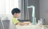 Spion auf dem Schreibtisch: Tiktok-Mutter präsentiert Lampe mit Kamera und Display