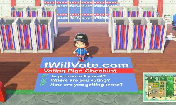 Animal Crossing: Wie Joe Biden und BLM-Aktivisten das Videospiel als Plattform nutzen