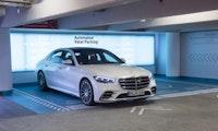 Am Flughafen Stuttgart suchen sich Autos bald selbst einen Parkplatz