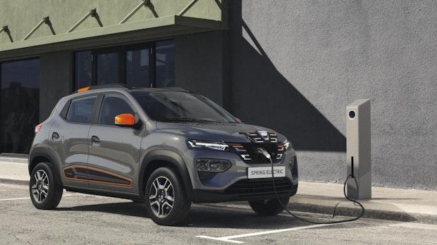 Dacia Spring: Ihr könnt das günstige Elektroauto ab März vorbestellen