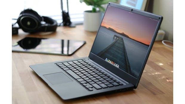 Das hübsche Linux: Elementary OS 6 verfeinert Design und Touchscreen-Support