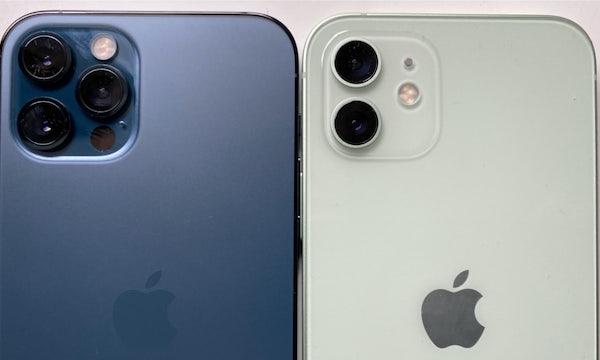 iPhone 12 oder iPhone 12 Pro? Beide Modelle im Vergleichstest