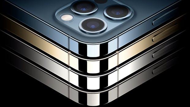 iPhone 12 Pro Max bis SE im Vergleich – Was ist gleich, wo sind die Unterschiede?