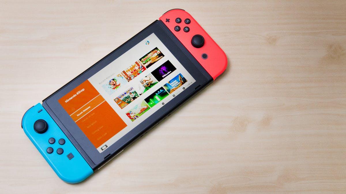 Knapp 29 Millionen Verkäufe: Nintendo Switch geht weg wie warme Semmeln