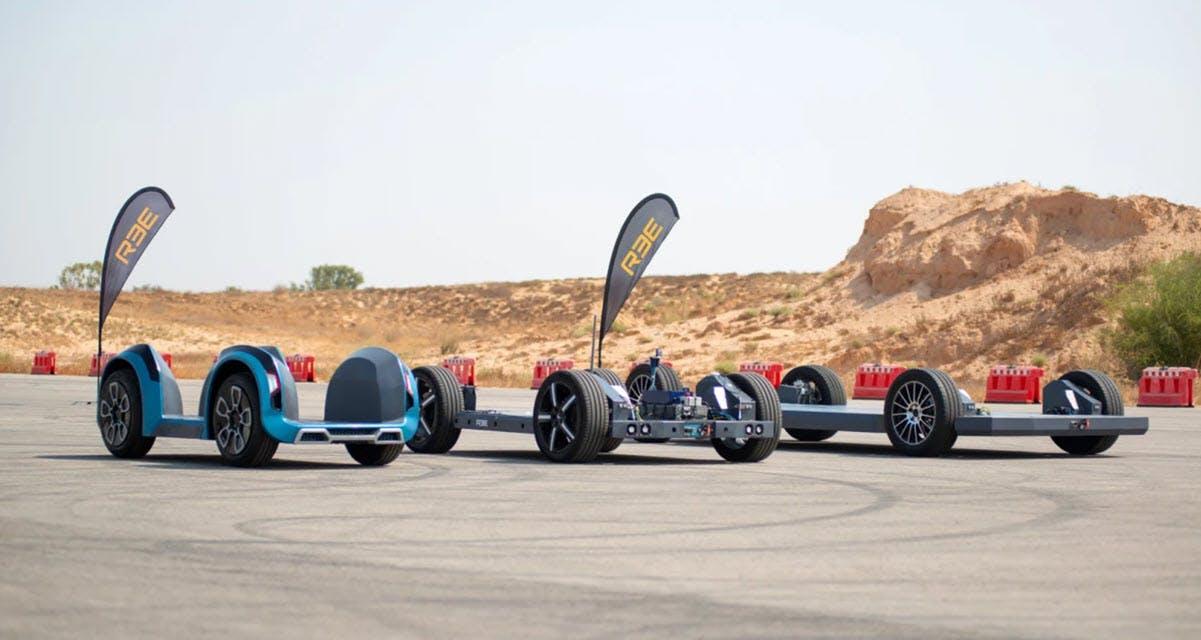 E-Revolution: Das Auto der Zukunft ist ein Skateboard