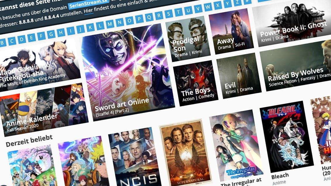 Hollywood und Amazon gegen illegalen Streamingdienst aus...