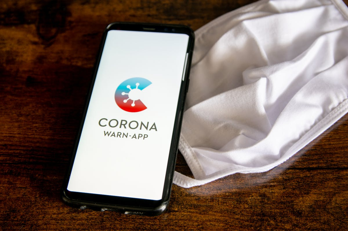 Corona warning app 1.13: Users should voluntarily share data