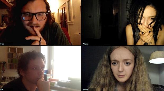 Videokonferenz als Albtraumszenario: Interaktive Story macht Zoom-Call zum Horror-Trip