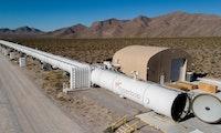 Virgin Hyperloop steckt 500 Millionen Dollar in neue Teststrecke