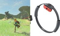 Ring Fit Adventure: Fan macht noch mehr aus Nintendos Fitness-Gadget