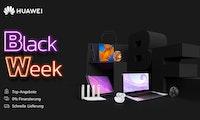 Auf die Schnäppchen, fertig, los! Sichere dir die Black-Week-Angebote von HUAWEI