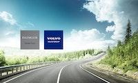 Daimler Truck und Volvo kooperieren bei Brennstoffzellen
