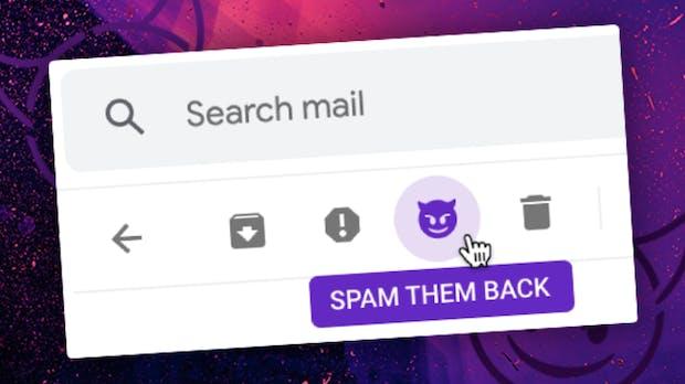 You've Got Spam: Mit diesem Tool schickst du deine Spam-Mails zurück